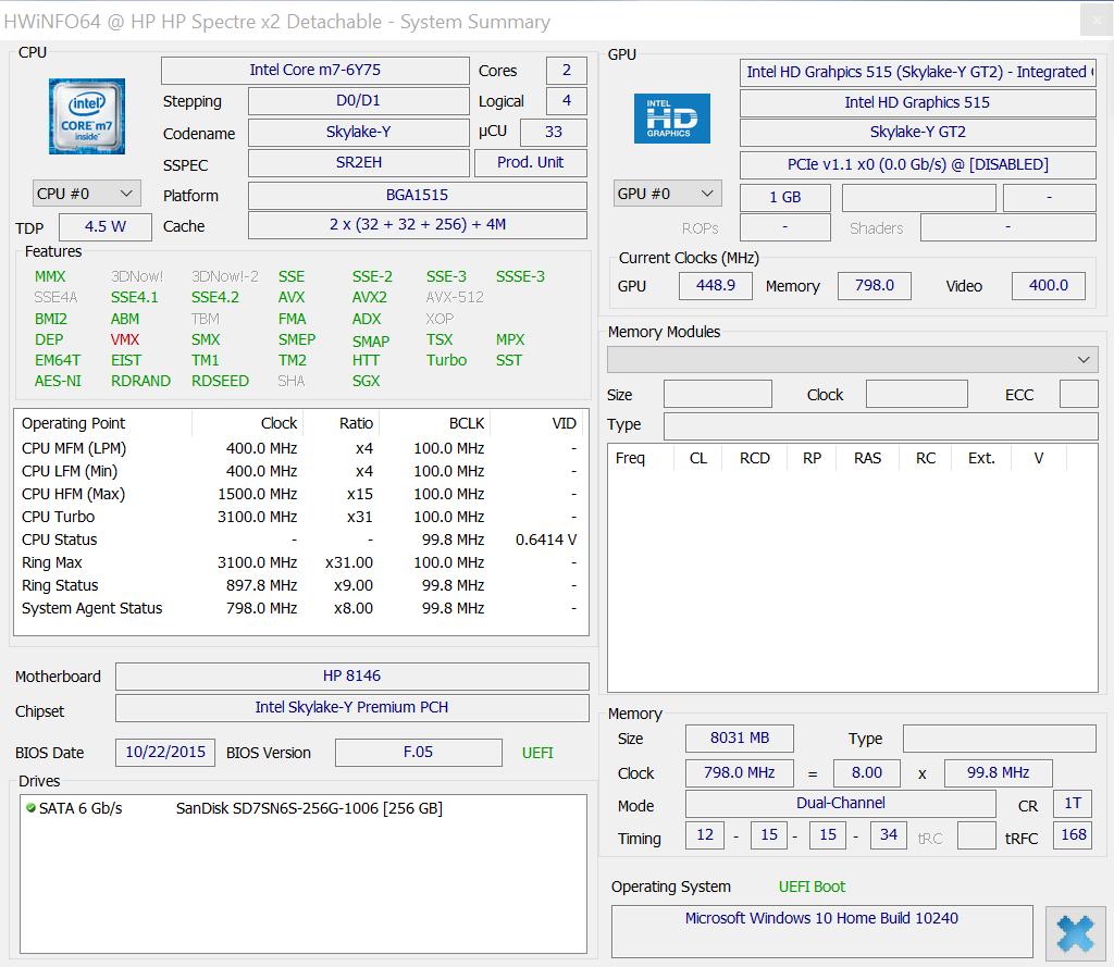 Kısa inceleme: HP Spectre x2 12-a003ng (K3D42EA) Notebook