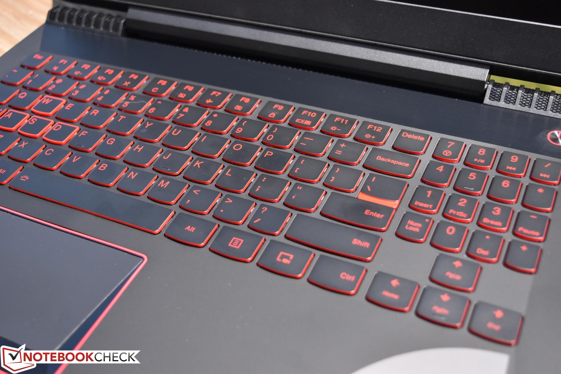 Kisa Inceleme Lenovo Legion Y520 15ikbn 7700hq Fhd Gtx 1050 Ti Laptop Notebookcheck Tr Com