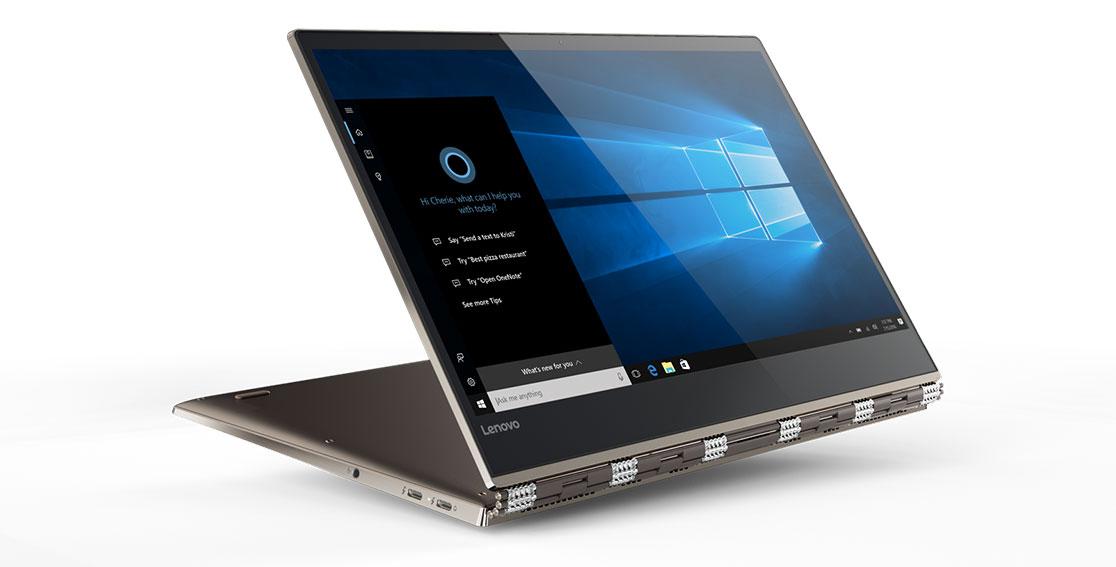 Kısa inceleme: Lenovo Yoga 920-13IKB (i7-8550U, FHD