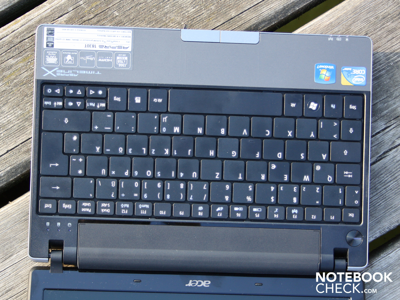 Acer Aspire 1830 TimelineX Notebook Broadcom Bluetooth Driver (2019)