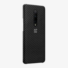 The OnePlus 7 Pro Carbon cover