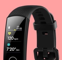 The Honor Band 5 has three new activity modes.