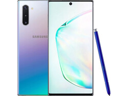 Samsung Galaxy Note 10 smartphone review. Test device courtesy of notebooksbilliger.de.