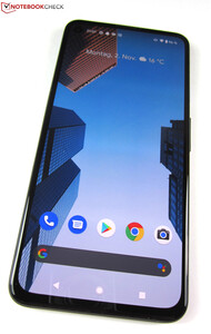 Google Pixel 4a 5G review. Device provided courtesy of: Google Germany.