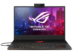 "Asus ROG Zephyrus S17 with ""ROG Eye"" webcam"