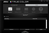 MSI True Color tools