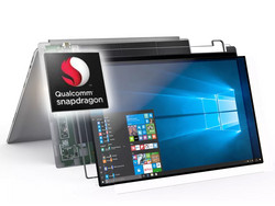 Qualcomm Snapdragon 835 in a Windows laptop