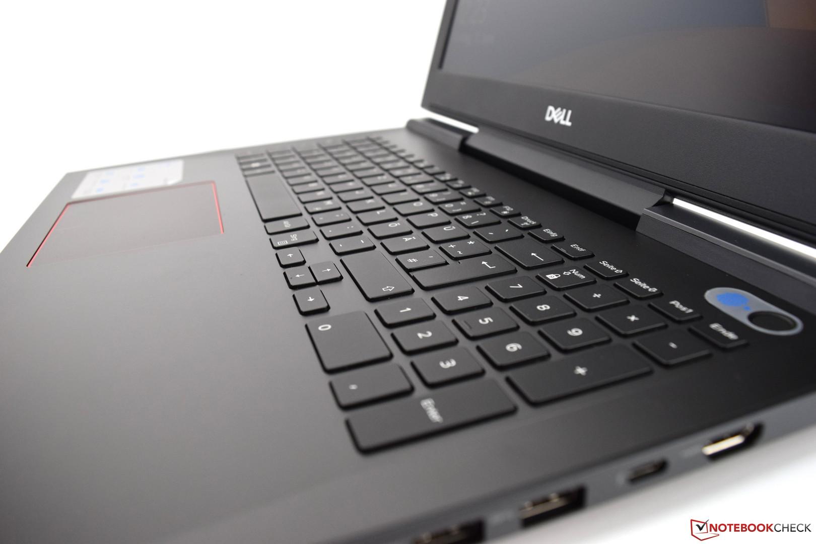 Kısa inceleme: Dell G5 15 5587 (i5-8300H, GTX 1060 Max-Q, SSD, IPS