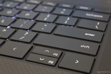 Up and Down arrow keys are still cramped to use