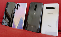 Camera test: Xiaomi Mi 9 v. Huawei P30 Pro v. OnePlus 7 Pro v. Samsung Galaxy S10 Plus. OnePlus 7 Pro courtesy of Trading Shenzhen, Xiaomi Mi 9 courtesy of Xiaomi Austria, Samsung Galaxy S10+ courtesy of Samsung Germany, Huawei P30 Pro courtesy of Huawei Germany