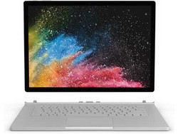 In review: Microsoft Surface Book 2. Review device provided courtesy of: notebooksbilliger.de