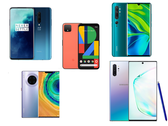 High-End Smartphone Camera Comparison: The Xiaomi Mi Note 10 vs Google Pixel 4 vs OnePlus 7T Pro vs Samsung Galaxy Note 10+ vs Huawei Mate 30 Pro
