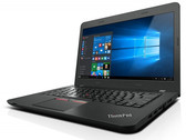 Kısa inceleme: Lenovo ThinkPad E460 (Core i5, Radeon R7 M360) Notebook