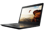 Kısa inceleme: Lenovo ThinkPad E470 (Core i5, GeForce 940MX) Notebook