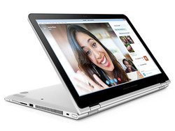 In review: HP Envy 15-w000ng x360. Test model courtesy of HP Store.