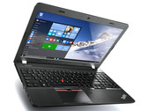 Kısa inceleme: Lenovo ThinkPad E560 (Core i7, Radeon R7 M370) Notebook