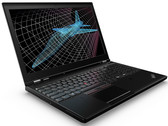 Kısa inceleme: Lenovo ThinkPad P50 Workstation (Xeon, 4K)