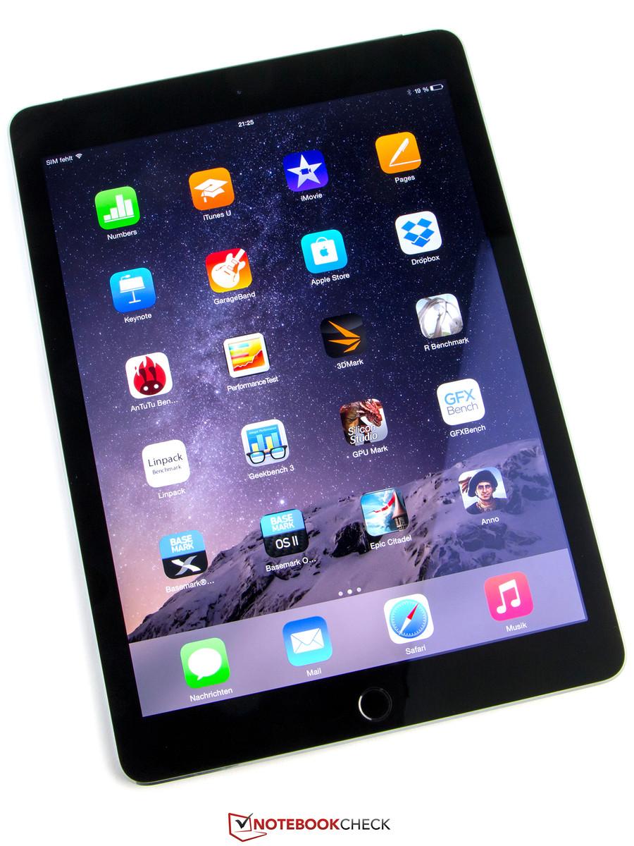 Kısa inceleme: Apple iPad Air 2 (A1567 / 128 GB / LTE ...
