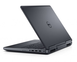 In review: Dell Precision 7510 4K IGZO. Test model provided by Dell US