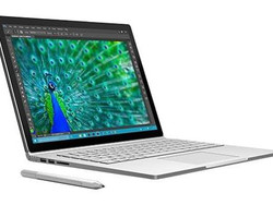 In review: Microsoft Surface Book. Test model courtesy of Microsoft Germany.