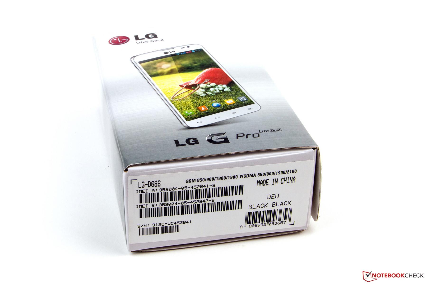 Ksa Inceleme Lg G Pro Lite Dual D686 Smartphone Black Dualin Kutusu