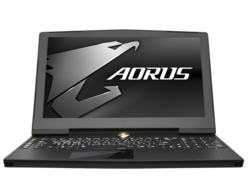 In review: Aorus X5S v5. Test model provided by Aorus.