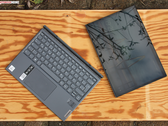 Lenovo Yoga Duet 7 13IML05 with a Core i5-10210U and active cooling
