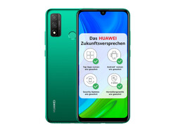 In review: Huawei P Smart 2020. Test unit provided by Huawei Germany.