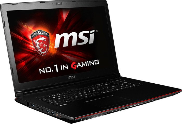 MSI GP72 6QE Leopard Pro EC Windows