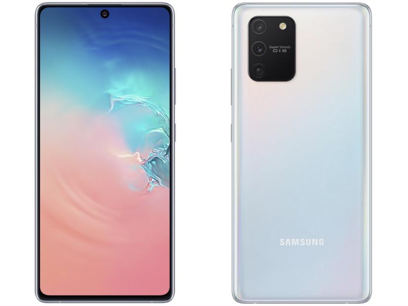 Samsung Galaxy S10 Lite - Notebookcheck-tr.com