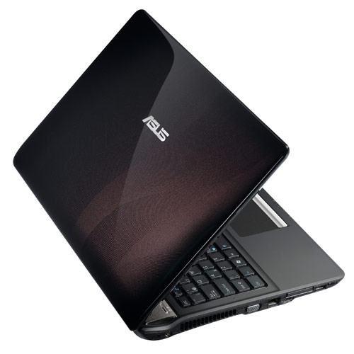 asus n61jv Asus' n61 range consists of multimedia machines featuring powerful components and the latest features, including asus' own sonicmaster technology standards this is also one of the first laptops .
