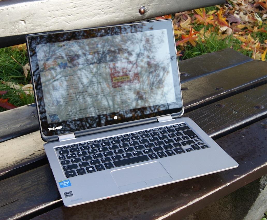 Toshiba Satellite Radius 11 Serisi - Notebookcheck-tr com